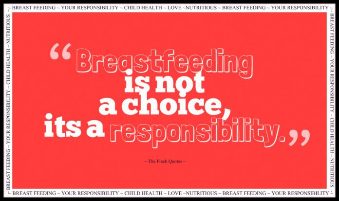 Breastfeeding quotes and slogans