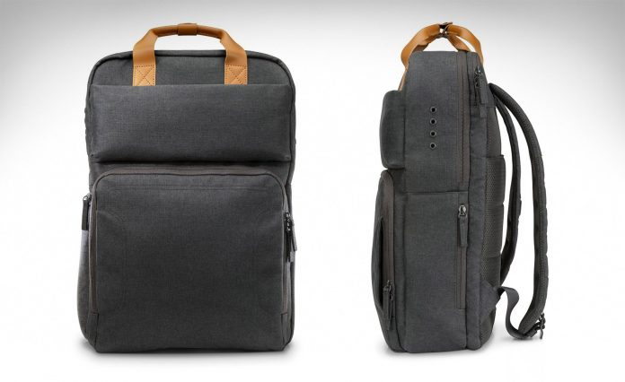 HP rolls out a new backpack to powerup laptops