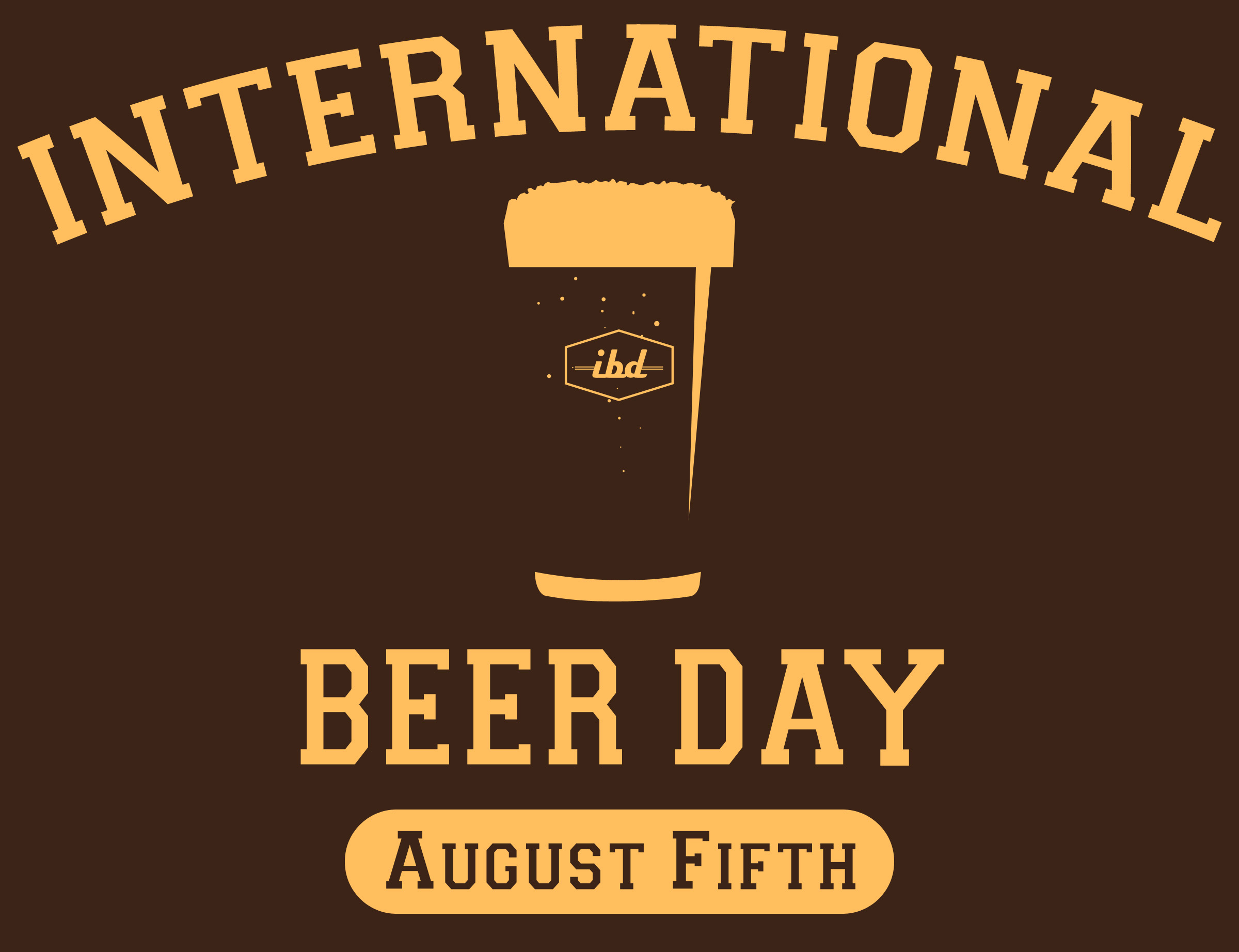 International Beer Day 2016