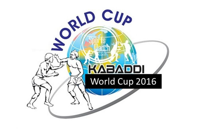 India to host Kabaddi world cup 2016 in October with 12 teams