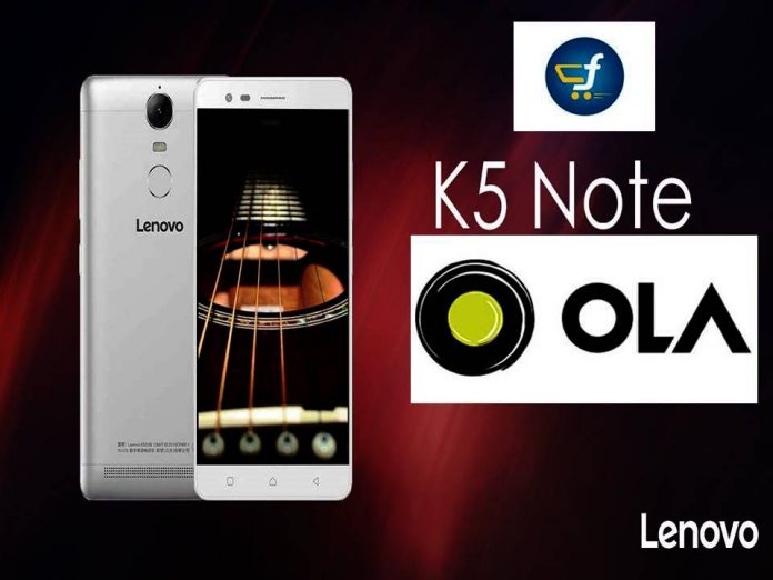 Lenovo Vibe K5 Note Official Release