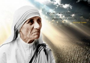 information about Mother teresa