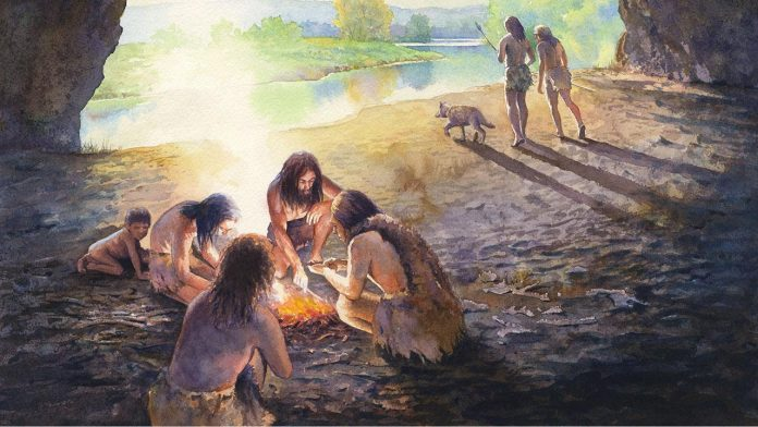 Neanderthals Early Man