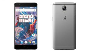 OnePlus 3 Carnival