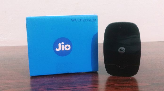 Reliance JioFi 2 on exchange 4g dongle