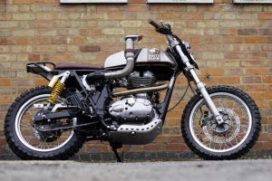 Pierre Terblanche quits Royal Enfield