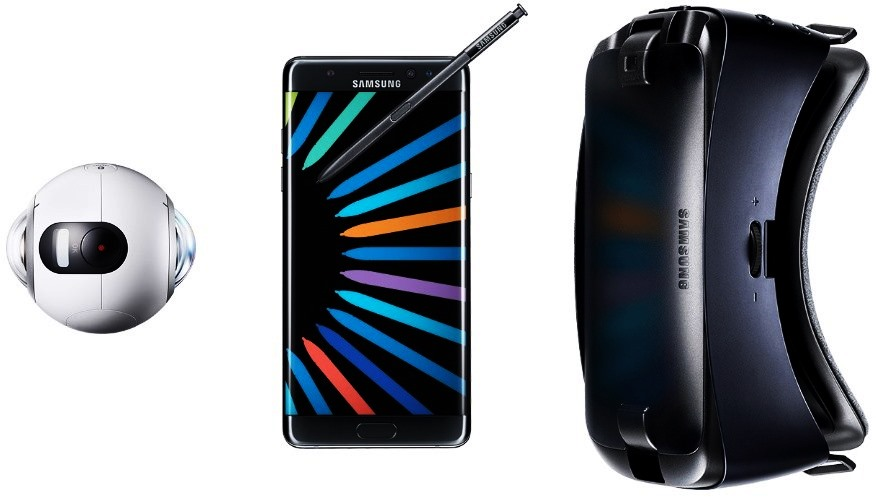 Samsung Galaxy Note7 Released