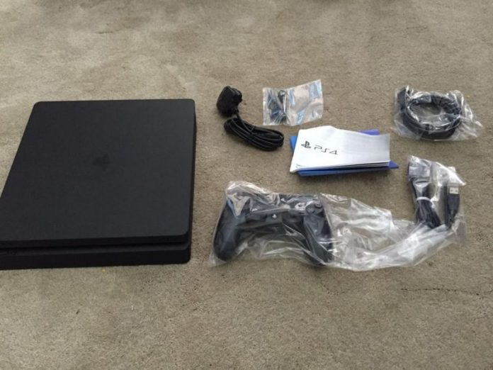 Sony PS4 Leaked