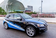 Delphi Chosen Singapore to Test Their Self-Driving Taxi service