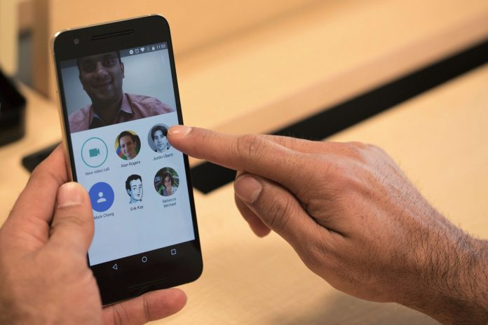Duo, Google's new video chatting App is out
