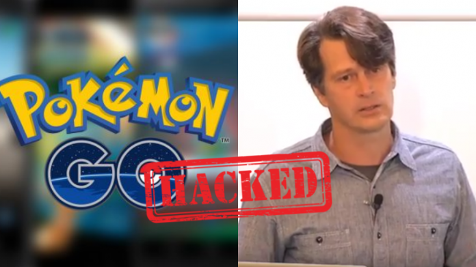 Pokémon Go Creator and CEO of Niantic John Hanke's Twitter Account hacked