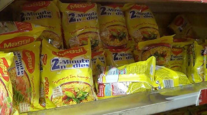 Maggi Tops the Market with 57% Share Even After Ban