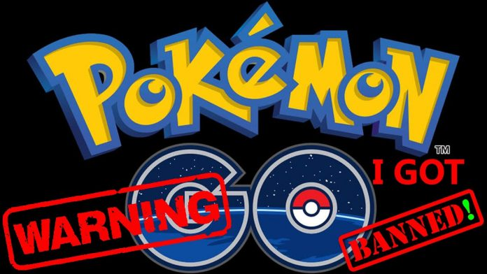 pokemon go ban if cheat
