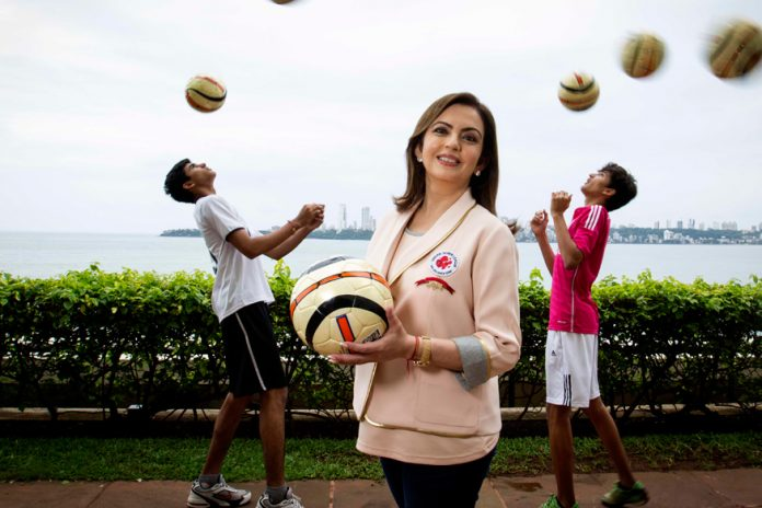 Nita Ambani elected as member of international Olympic committee