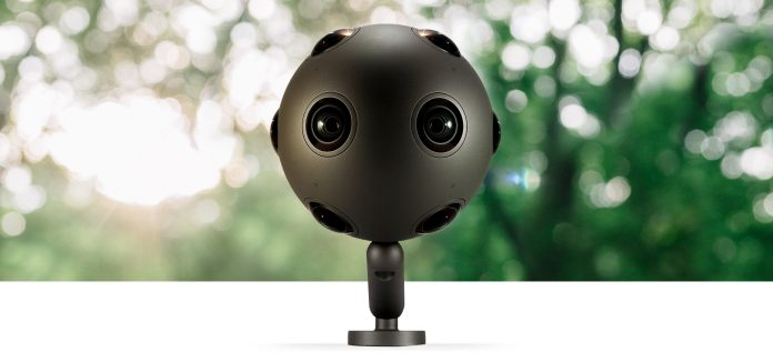 Nokia 360-degree Ozo Camera to arrive in China