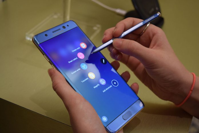 Samsung Galaxy Note 7 Launched in China
