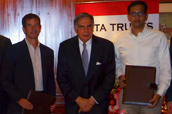 Tata trust signs MOU with Gilead on viral hepatitis in India
