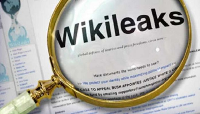 Wikileaks reveals medical files of hundreds of people