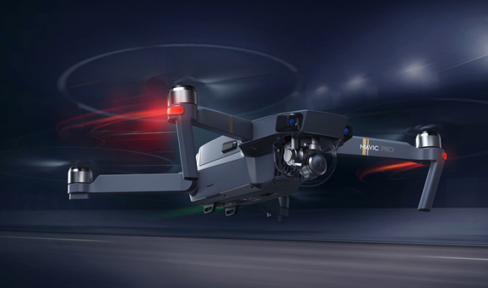 DJI Released Mavic Pro, Rival to GoPro's KARMA
