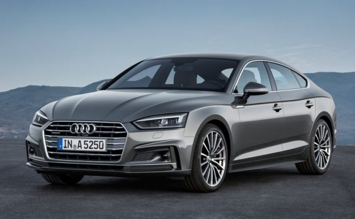 Audi A5 sportsback to launch in India