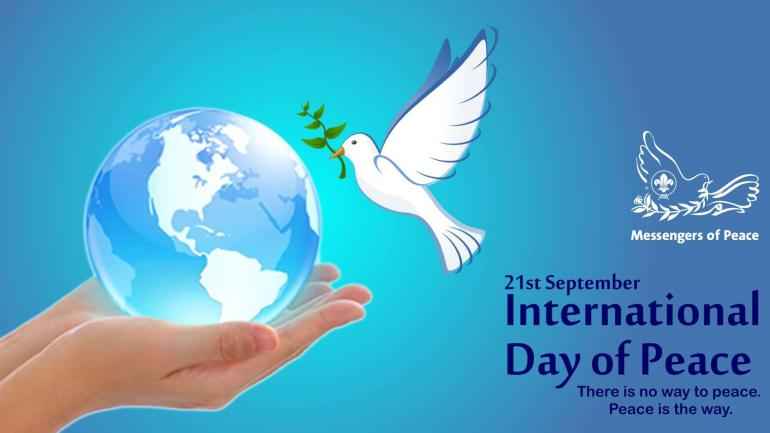Peace Day Quotes