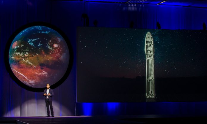 Elon Musk Sets his Plans to Colonize Mars
