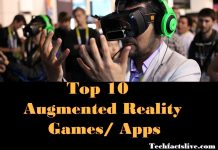Augmented Reality Games