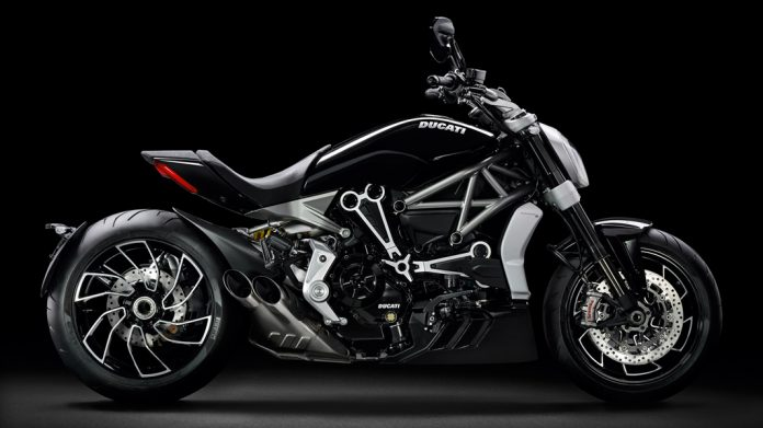 Ducati Unveiled its XDiavel