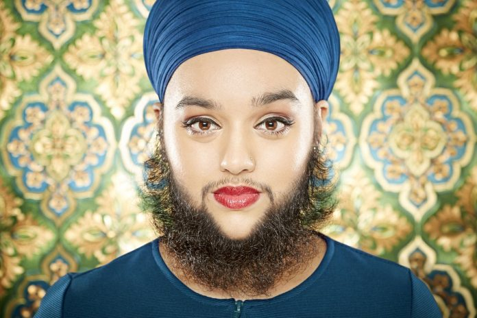 Guinness Worlds for bearded woman Harnaam Kaur