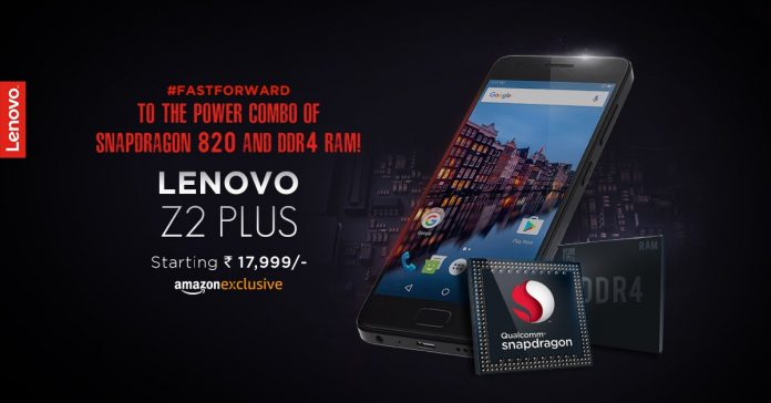 Lenovo Z2 Plus Sale