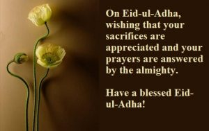 Bakrid greetings