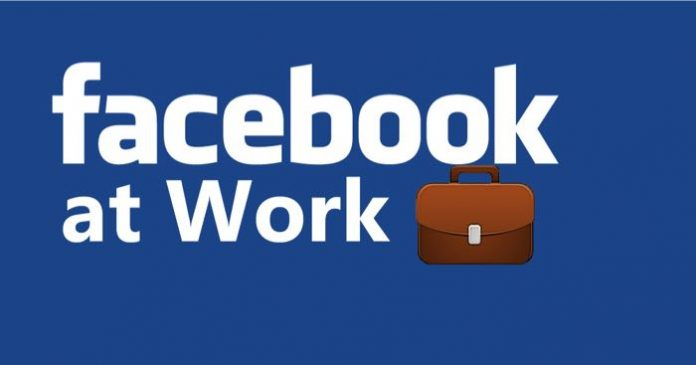 'Facebook at Work' to Launch in October