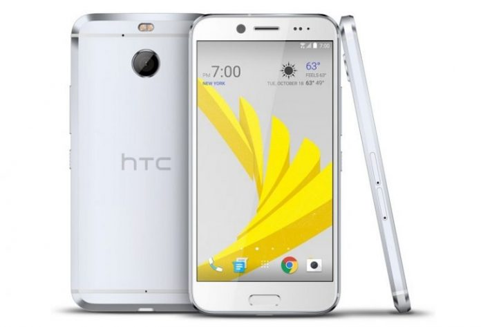 Traditional Ear jackless smart phone by HTC