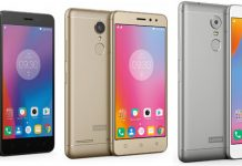Lenovo Launches K6, K6 power, and K6 Note