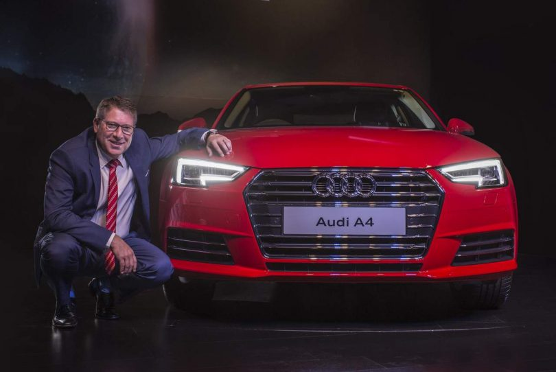 Audi A4 (B9) Launched in India at Rs 38.1 Lakh