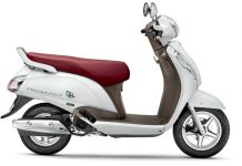 Suzuki Launches Access 125 Special Edition
