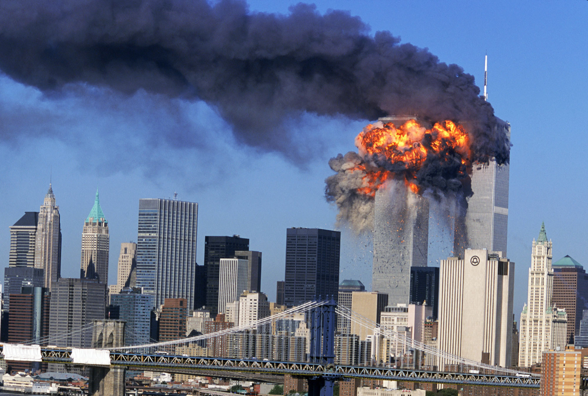 Remembering 9/11 Attacks on World Trade Center