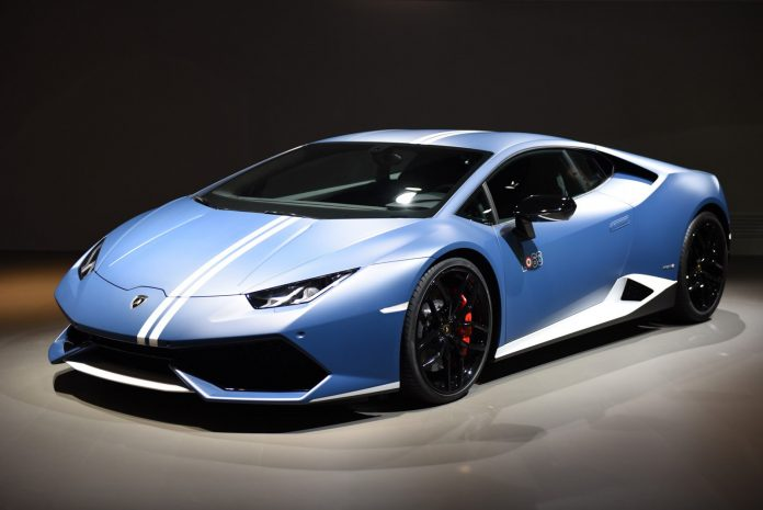 Lamborghini Huracan Avio released in india