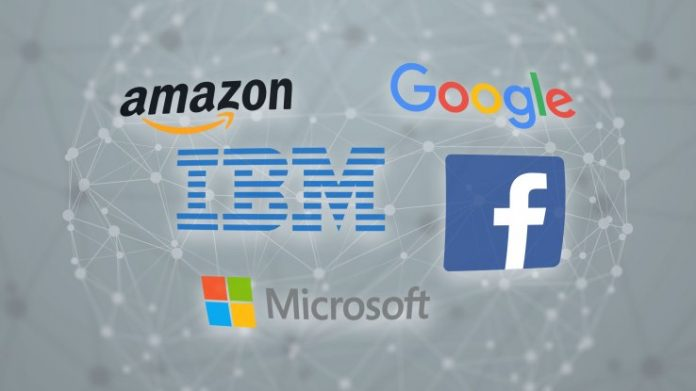 Facebook, Amazon, Google, IBM and Microsoft Partnership on AI