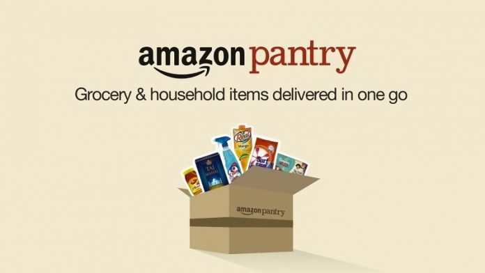 Amazon Pantry Services in Hyderabad