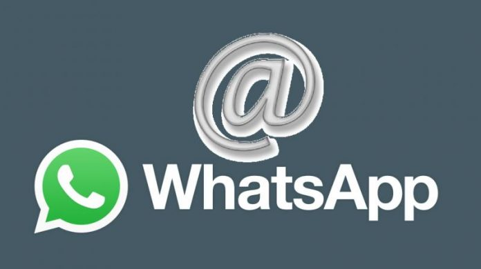 Whatsapp 'Mentions' are Live with 2.16.272 Beta Version