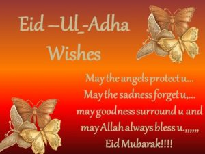 bakrid greeting cards