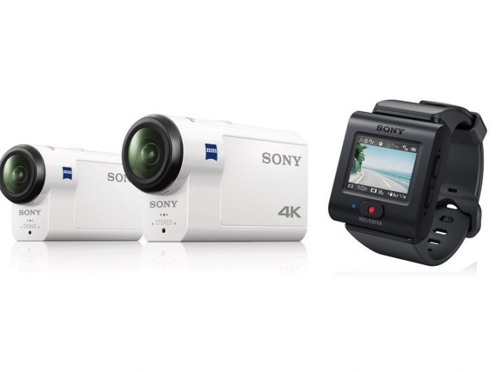 Sony Action Cams