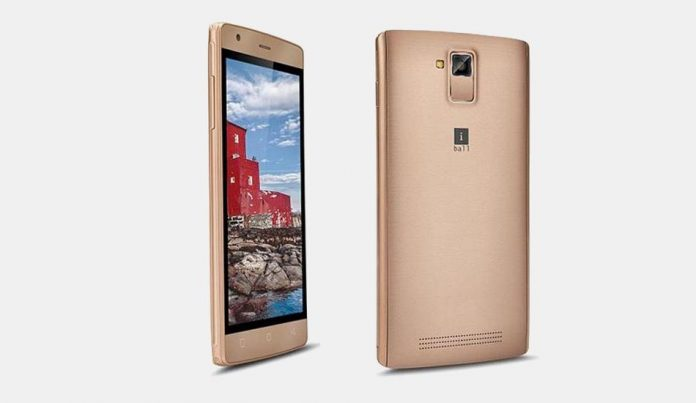 iBall Andi i9 with Android 6.0 Marshmallow