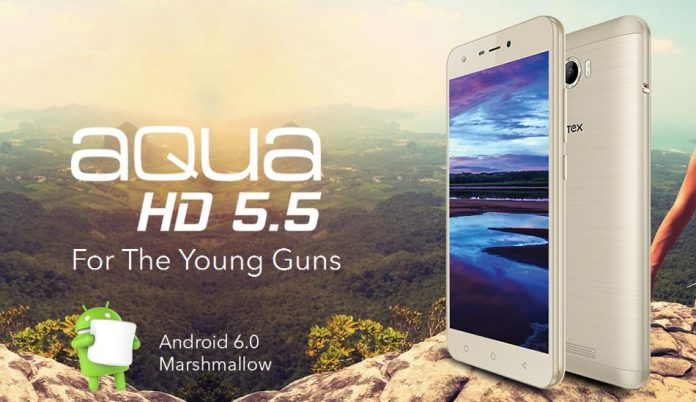 Intex Launches Aqua HD 5.5 Model at Rs.5,899