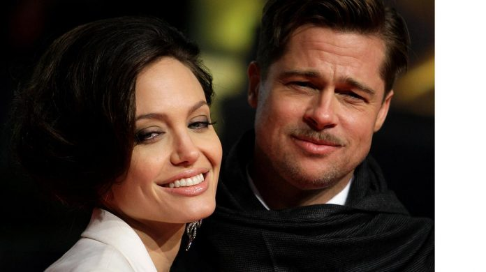 Angelina Jolie filed Divorce from Brad Pitt