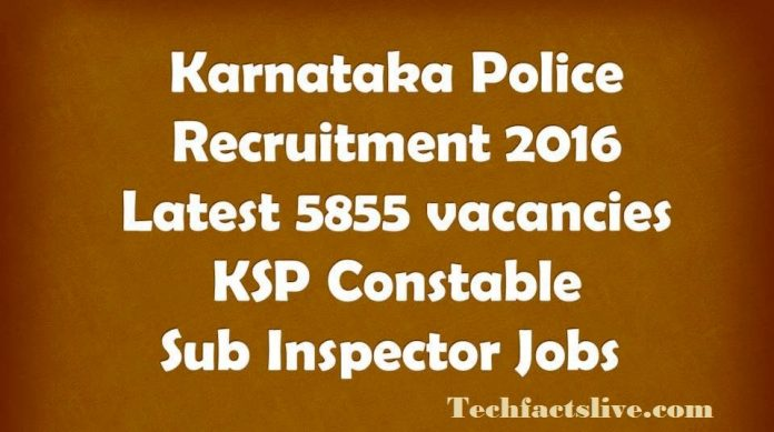 karnataka-police-recruitment-2016