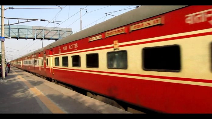 Surge Pricing' for Duronto, Shatabdi, and Rajdhani