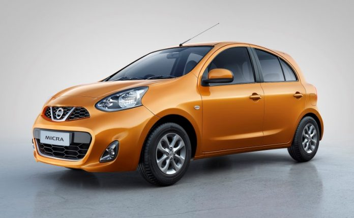 New Nissan Micra CVT Launched At Rs. 4.55 Lakh