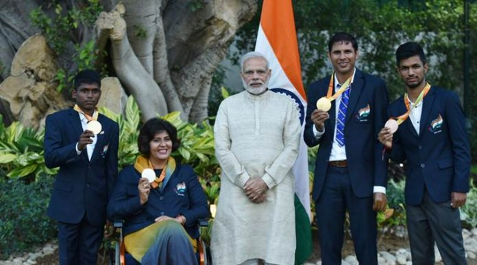 Govt announced Rs. 90 Lakh Reward for Winners in Paralympics